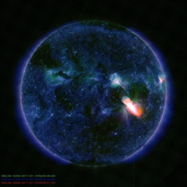 Astro Weather: The Coronal Mass Ejection