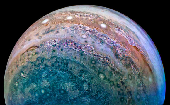 The Jupiter Station and Upcoming Classes